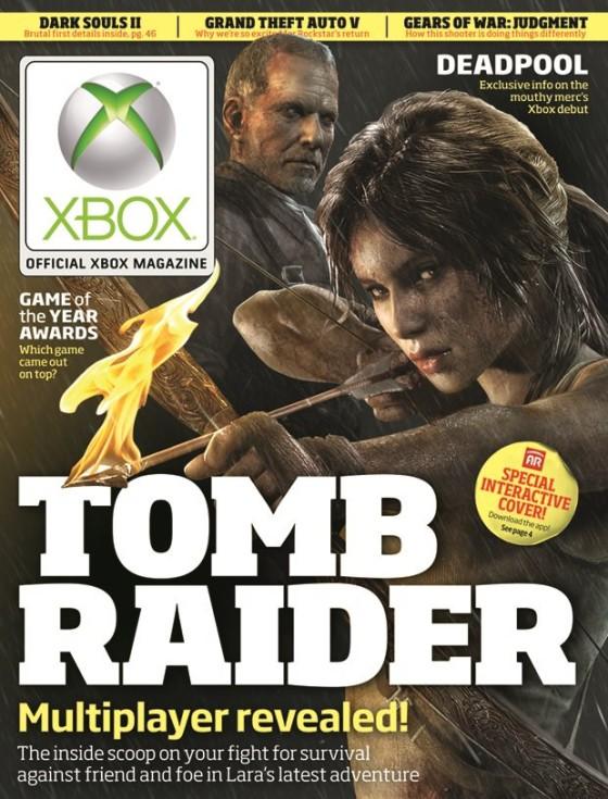 Crystal Dynamics confirma que Tomb Raider contará con multijugador en línea