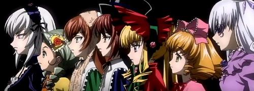 Shueisha Anuncia: El Regreso de Rozen Maiden Al Anime y un Spin-Off
