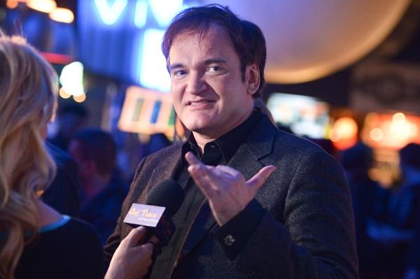Quentin Tarantino cancela premiere de Django Unchained