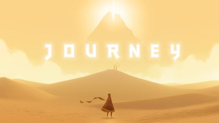 Journey es declarado el juego del año en DICE