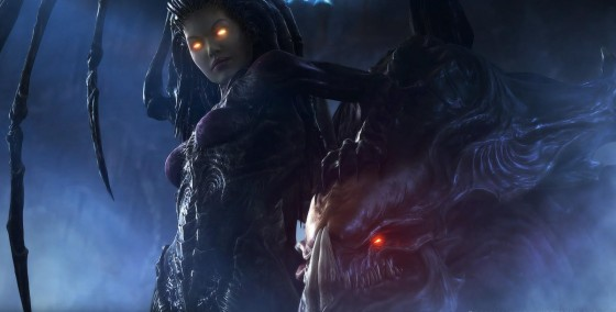 Video: Títulos iniciales de StarCraft II: Heart of the Swarm