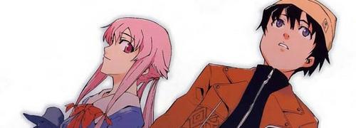 Mirai Nikki: Nuevo Manga y OVA Anunciados