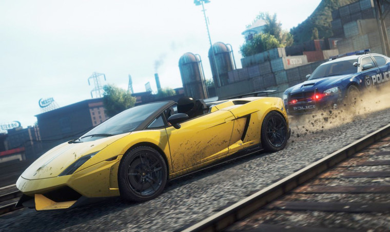 Primer vistazo de Need For Speed Most Wanted para Wii U