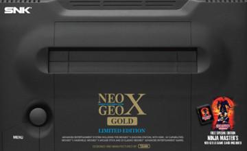 Estreno y unboxing del nuevo NeoGeo X Gold