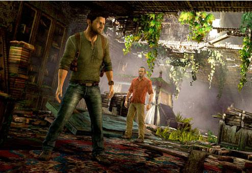 Nuevos detalles del multijugador de Uncharted 3