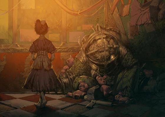 Confirmada la BioShock: Ultimate Rapture Edition