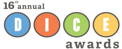 Conoce a los nominados de los D.I.C.E. Awards 2013