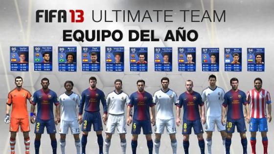 ¡El equipo ideal de la FIFA puede ser tuyo!