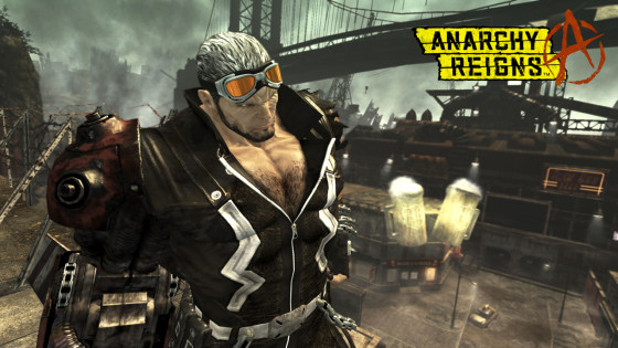 Video: Trailer de estreno de Anarchy Reigns