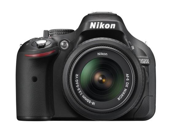 CES 2013: Nikon presentó la nueva cámara D5200