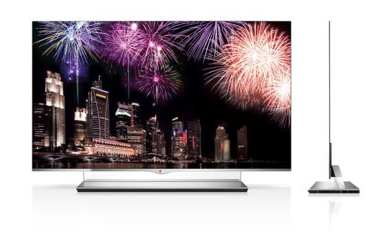 LG ya tiene OLED TV