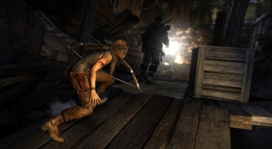 Video: Conoce el multijugador de Tomb Raider