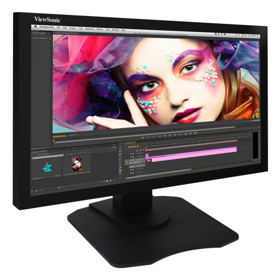 CES 2013: ViewSonic presenta su pantalla Ultra HD 4K