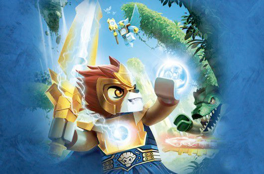 Warner Bros. anuncia tres juegos de LEGO Legends of Chima
