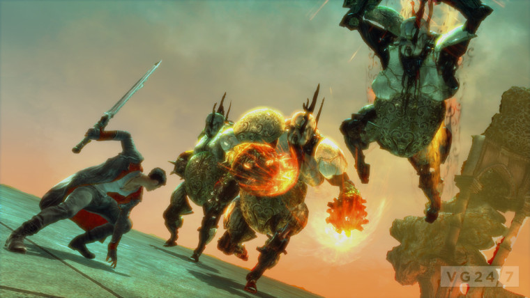 Se confirma el  Bloody Palace mode como DLC para DmC: Devil May Cry