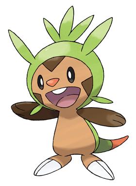 Nuevas imágenes de Pokémon X y Pokémon Y