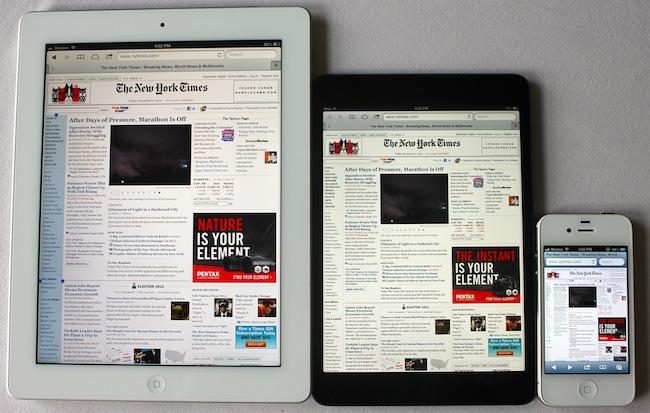 Rumor: Nuevas versiones de iPad y iPad Mini podrían ser presentadas en marzo