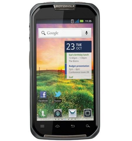 Nextel y Motorola Mobility presentan el Motorola MASTER TOUCH™