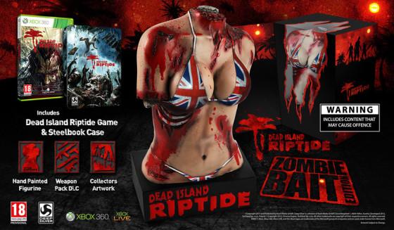 Dead Island: Riptide tendrá una edición especial en Europa