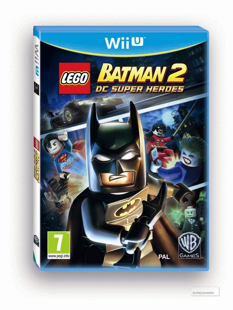 LEGO Batman 2: DC Superheroes tendrá versión para Wii U