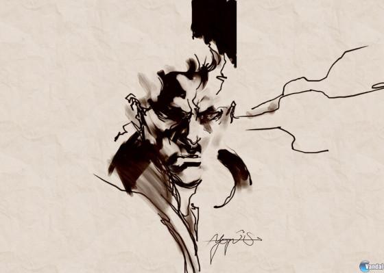 Conoce el Metal Gear Art Studio