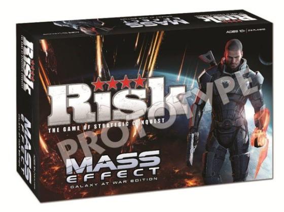 BioWare estrenará un juego de mesa de Mass Effect
