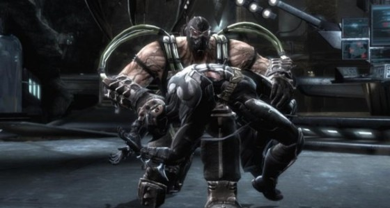 Video: Ve a Bane y Harley Quinn combatir en Injustice: Gods Among Us
