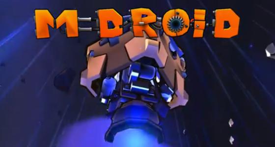 MCDROID despega con un nuevo demo