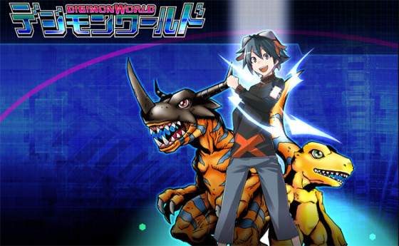 Digimon World Re: Digitize Decode llegará a Japón