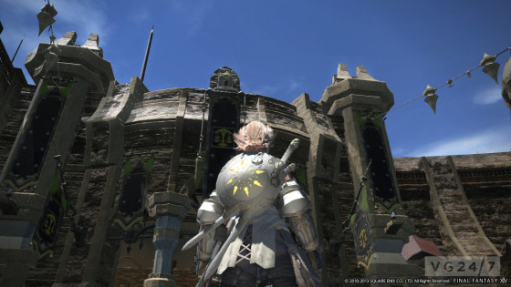 Video: Primer vistazo a Final Fantasy XIV: A Realm Reborn