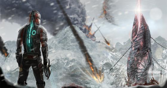 """Awakened"" primer DLC para Dead Space 3"