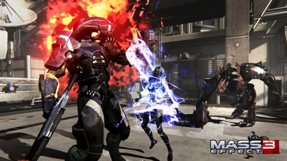 Video: Trailer de estreno de Mass Effect 3: Reckoning