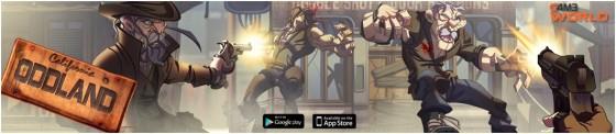 Oddland, el mundo del mañana para iOS y Android
