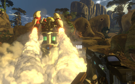 Inicia el segundo beta weekend de Firefall