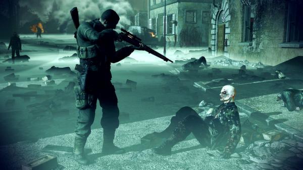 Video: Un Sniper Elite con Nazis y… ¡¿zombies?!