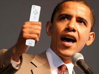 Obama piensa que los videojuegos ayudarían a la educación de los jóvenes.