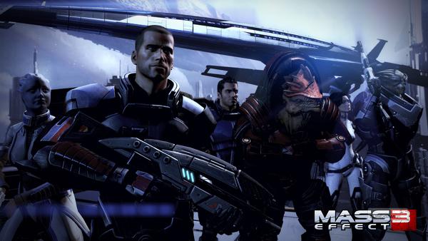 BioWare anuncia los últimos DLC para Mass Effect 3