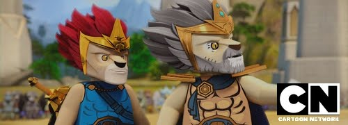 Lego: Legends of Chima estrena en América Latina por Cartoon Network