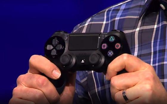 Conoce el DualShock 4, nuevo control para PlayStation 4 de Sony