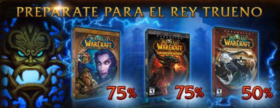 Prepárate para la llegada del Rey Trueno en la actualización para World of Warcraft