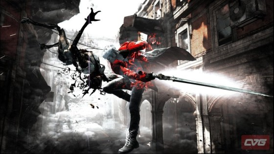 La próxima semana se estrena el Bloody Palace mode de  Devil May Cry: DmC