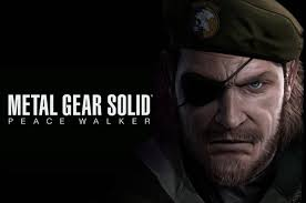 Metal Gear Solid: Peace Walker ya está disponible para descarga en PS Vita