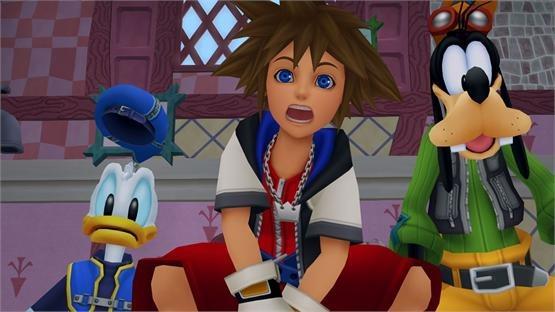 Kingdom Hearts HD 1.5 Remix llegará a Norteamérica este otoño