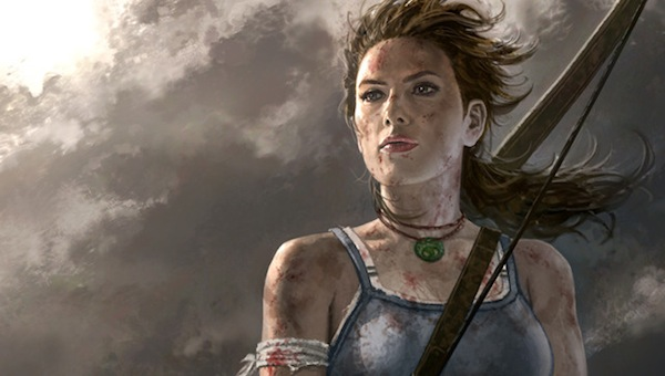 Trailer de Lanzamiento de Tomb Raider