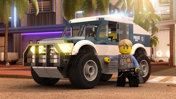 LEGO City Undercover durará unas 40 a 50 horas de juego