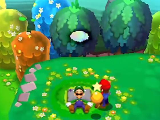 Video: Primer avance de Mario & Luigi: Dream Team