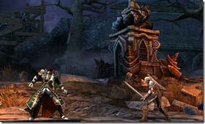 Konami revela nuevos detalles de Castlevania: Lords of Shadow – Mirror of Fate