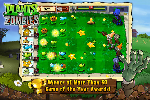 Descarga Plants vs. Zombies GRATIS en la App Store