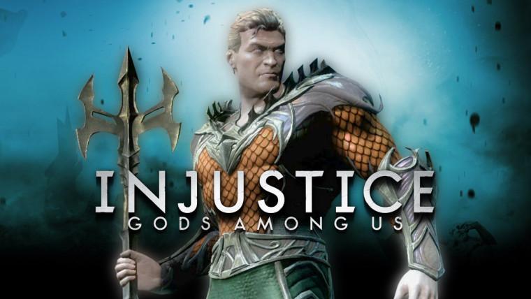 Video: Aquaman es el nuevo héroe jugable en Injustice: Gods Among Us