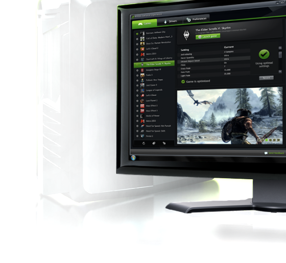 NVIDIA lanzó una Open Beta de GeForce Experience